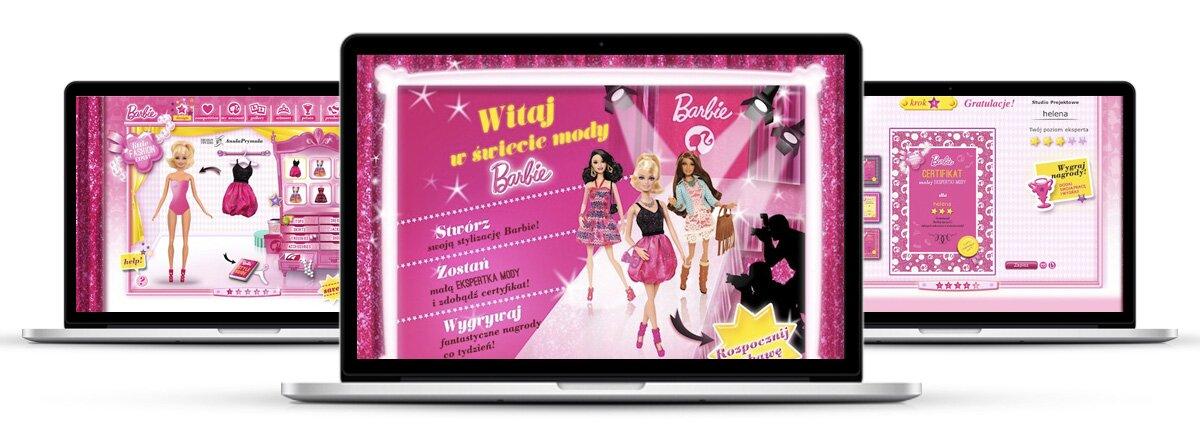 Promocja nowej kolekcji lalek Barbie Fashionistas-0